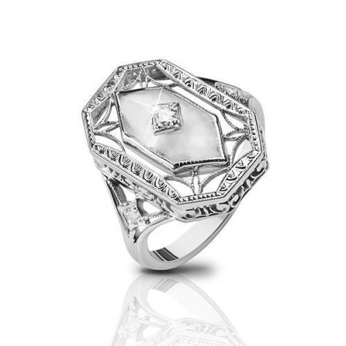 ekszer gyemant 18